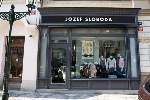 Obchod Jozef Sloboda