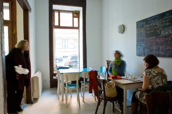 Kavárna Prádelna